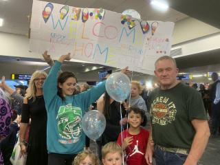 澳洲新西蘭旅遊氣泡啟動 旅客迫爆機場「很久沒見過家人」