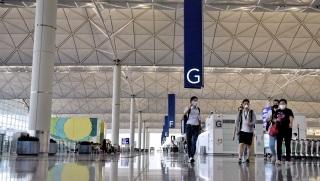 梁子超認為台灣抵港人士應劃一強檢21日