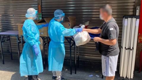 澳門金皇冠酒店「保安群組」再多三人中招 全民檢測基本完成逾67.3萬人呈陰性