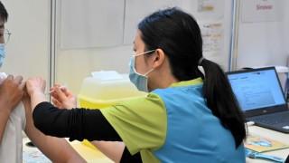 整體疫苗接種率67.8% 聶德權:存量足以應付第三針