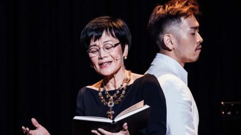 鋼琴獨奏劇場作品《魅》10月演出--張艾嘉分飾十三角說故事