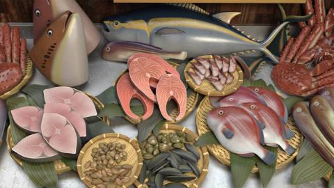 【周遊藝術】《魚生》:壽司店恐怖事件-這樣的料理你吃得下去嗎?