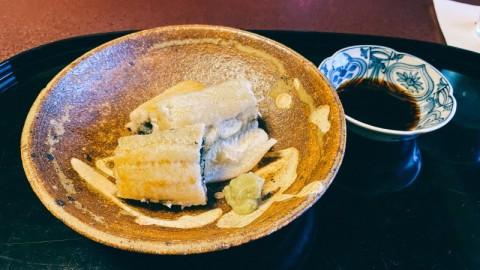 【某隅】山中溫泉品嚐白燒鰻魚料理--不加醬汁燒烤出原始鮮味