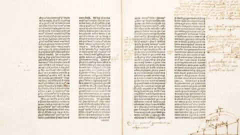 【藝聞】兩千萬古籍失竊三年終尋回--哥白尼巨著《天體運行論》最貴