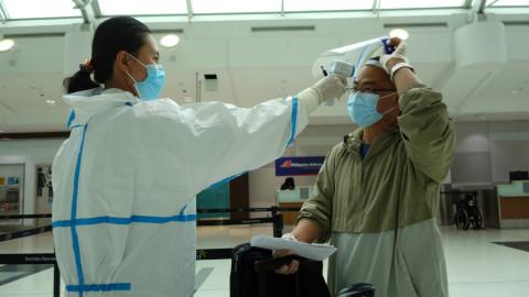 內地新增12宗確診個案 全為境外輸入病例
