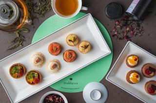【為食推介】奕居聯乘茶家 推出茶莊英式下午茶