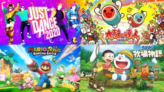 【疫情生活】Switch多款遊戲限時減價低至$29 Just Dance半價