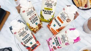 【日常滋味】5款英國頂級滋味 全新有機咖啡牛奶系列