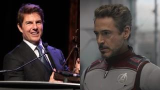 接替羅拔唐尼 傳Marvel邀湯告魯斯演鐵甲奇俠
