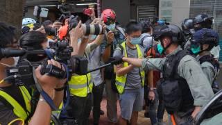【梁文聞】警方修訂傳媒代表定義 防以記者之名行示威之實