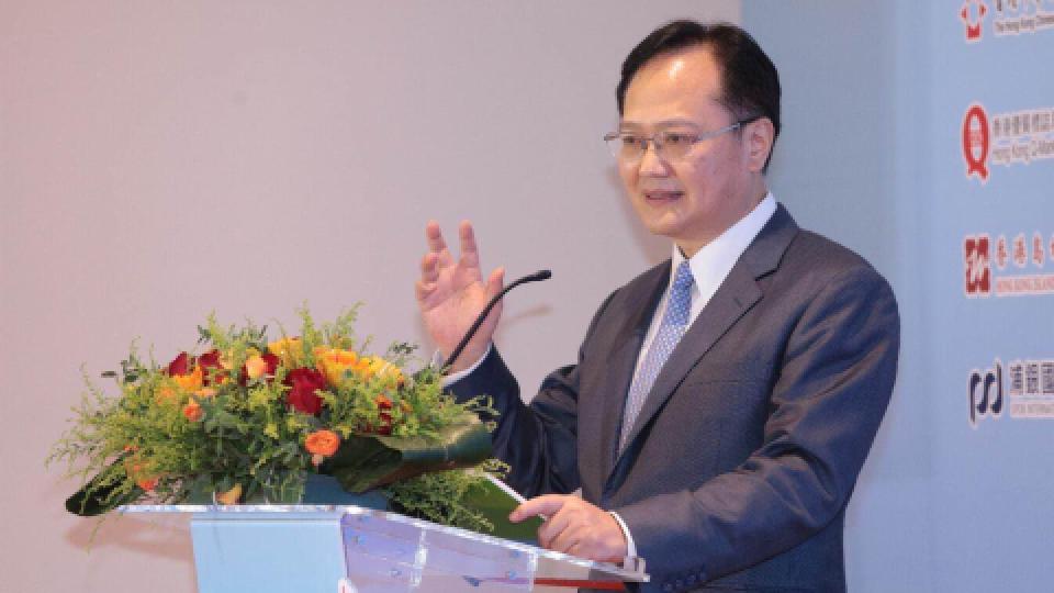 陳冬:港青競爭優勢不可替代 促親赴大灣區全面交流