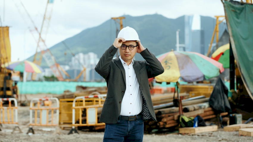 【我在華潤】由零到一,勇作拓荒者 韋少凡:我在這裡闖出一片天
