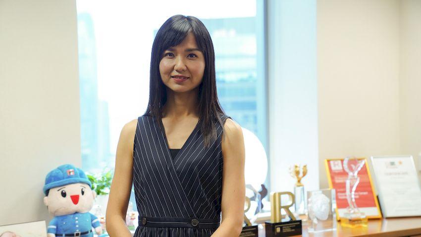 【我在華潤】林虹:扎實走好每一步,將公司價值傳達出去