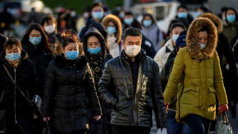 北京現兩宗無症狀感染病例 西城區啟動應急響應