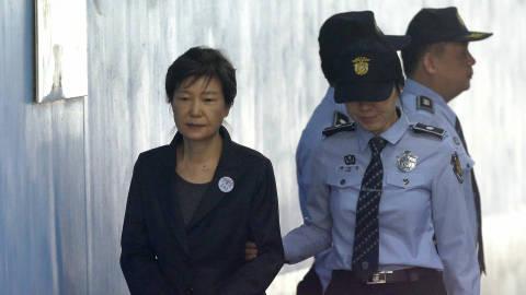 親信干政案終審判囚20年 朴槿惠87歲才出獄