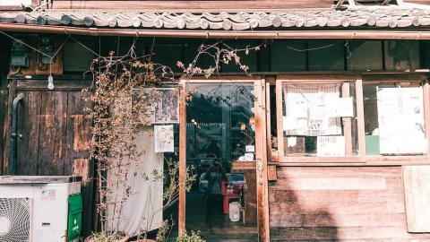 【某隅】京都古町家裡吃一口樸實Pancake--雨林舎