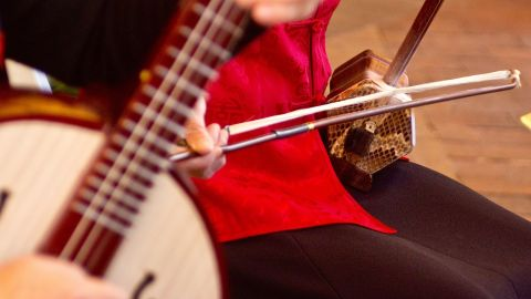 【雲端過大年】香港弦樂團與廣東民族樂團以妙韻送舊迎新
