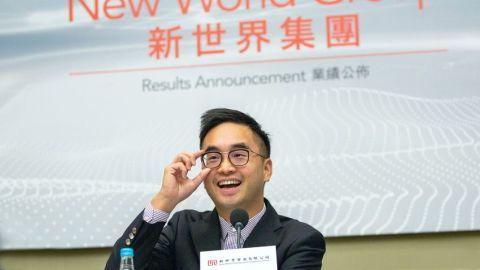 鄭志剛:目標內地開展更多非地產業務-對本港樓市樂觀