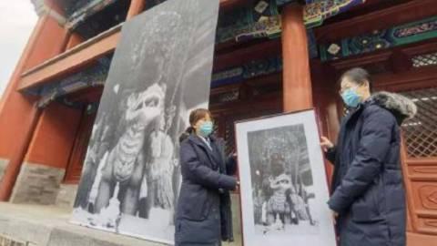 【熱話】19世紀攝影師在圓明園拍了什麼?「龍首」照片曝光見證流散歷史