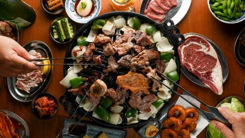【日常滋味】蒙古烤羊肉+水果燒酒-燒肉酒場登陸銅鑼灣-