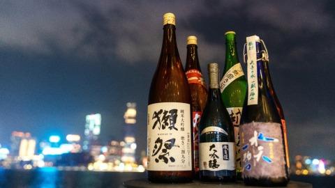 【日常滋味】清酒配日式美食-灣仔限定日本清酒之夜