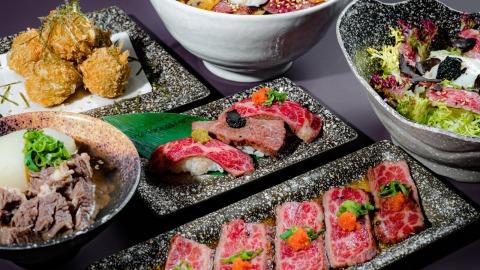 【為食推介】全新日式和牛料理-燒鬼升級放題美食