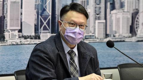 許樹昌:市民不適或因怕打針 與疫苗無關