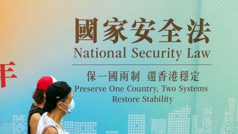 英外相稱香港國安法「壓制政治異見」 駐英使館斥顛倒黑白干涉內政