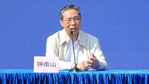【新冠肺炎】鍾南山:今年6月中國新冠疫苗接種率計劃達40-