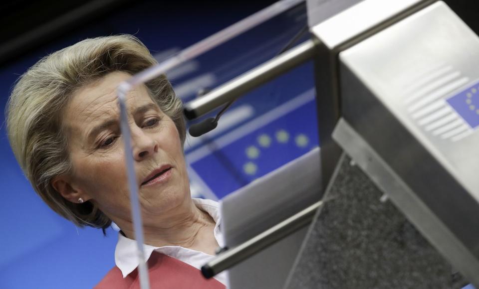 美歐同意暫停互徵懲罰性關稅措施4個月 盼解決爭議共迎挑戰