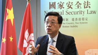 李家超:支持中央完善香港選舉制度 保安局會全力配合