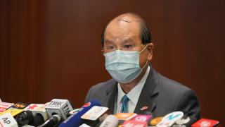 張建宗:特區政府將全面配合落實完善香港選舉制度措施