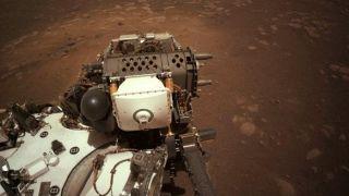 美國「毅力號」探測器完成首次火星行走 33分鐘移動6.5米