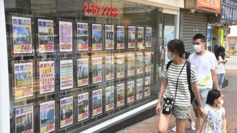【樓市走勢】樓價連升兩個月-按月上漲0.92-