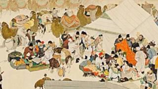 【薦書】誰是絲綢之路的第一帶貨人?