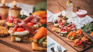 【日常滋味】以奇特山峰為設計靈感 尖沙咀餐廳首推意式下午茶