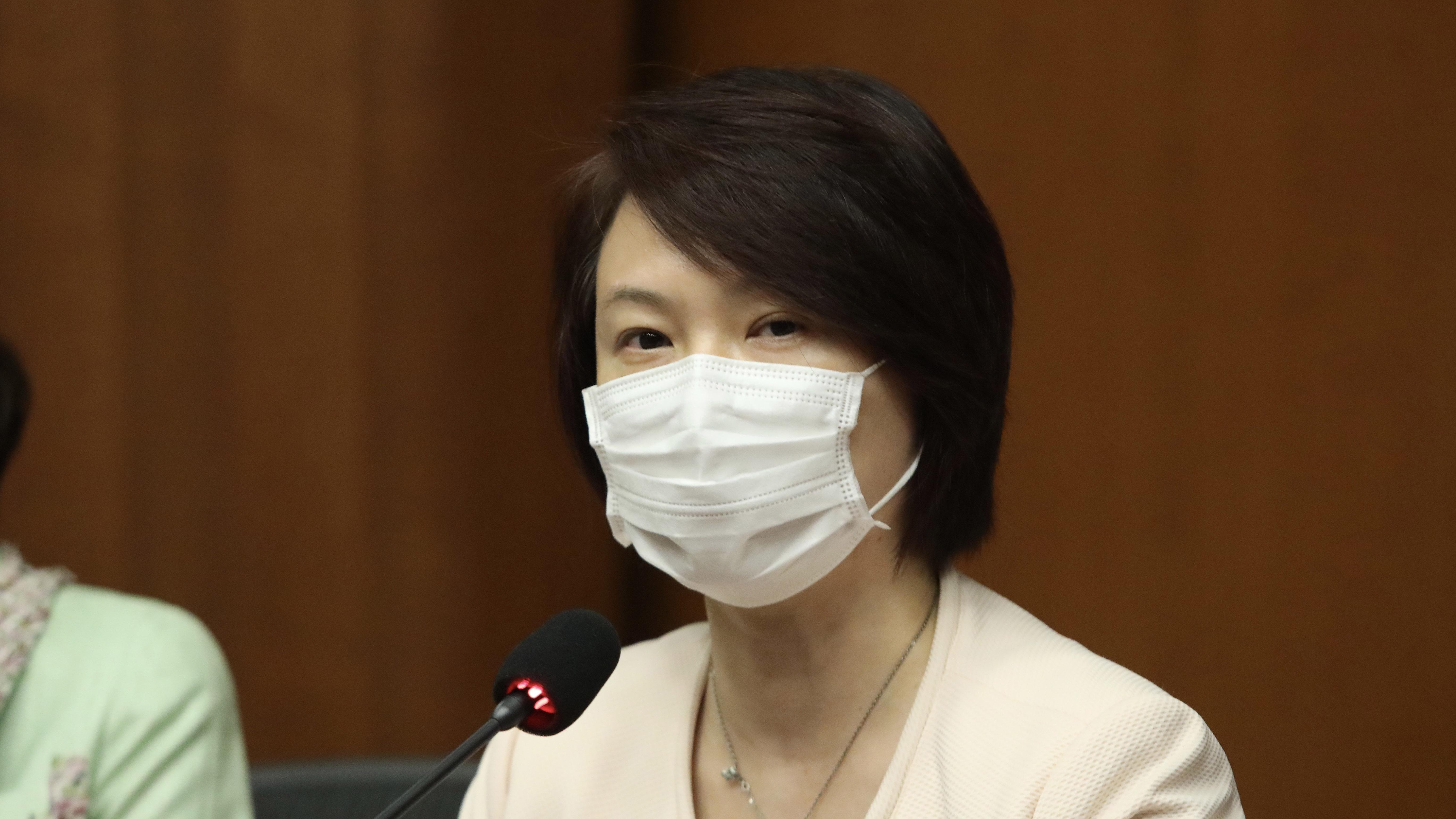 習主席講話打下強心針 李慧琼:全面貫徹「一國兩制」 國家和香港明天會更好