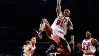 【球魂不滅】Dennis Rodman:為籃板而生的「小蟲」