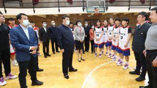 【有片】建校110周年將至 習近平考察清華大學