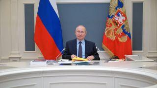 克里姆林宮:普京去年收入近1000萬盧布