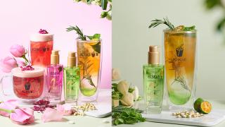 【為食推介】KiKi茶首度聯乘L'Oréal Paris 期間限定花系茶飲登場