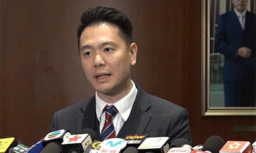 周浩鼎:共產黨領導中國創造偉大輝煌成就 對國家和香港未來充滿信心