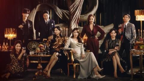 每周播放一集 《The-Penthouse》第三季六月首播