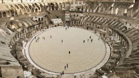 【藝聞】走入羅馬競技場舞台不是夢-新修復方案最快兩年完工