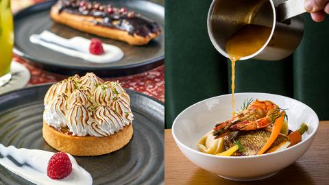【日常滋味】母親節期間限定菜式-District-8法式甜蜜新品系列