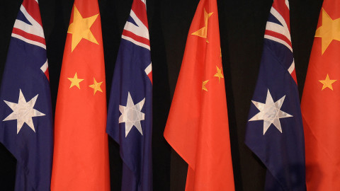 中澳戰略經濟對話無限期暫停 外交部:澳洲須承擔所有責任