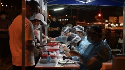 打齊針密切接觸者可縮檢疫期--政府:血清抗體須呈陽性