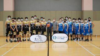 「2021太平盃互融青年慈善籃球聯賽」開賽 10支球隊同場競技