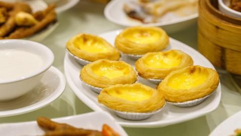 【美食】你喜歡吃哪款蛋撻,酥皮還是牛油皮?