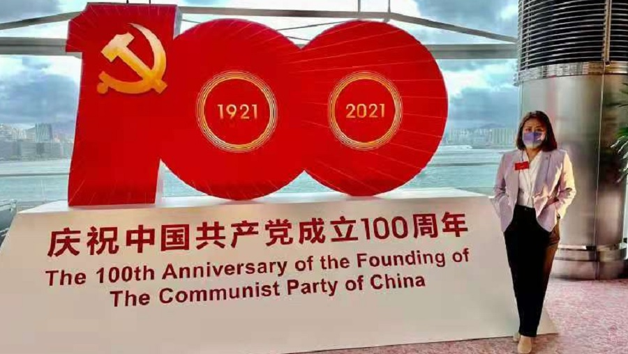 港青:沒有誰比中國共產黨更深切懂得「一國兩制」的價值